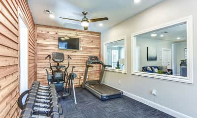 Fitness Weight Room, Briarstone, 0