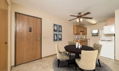 Dining Room, Springbrook Estates, 1