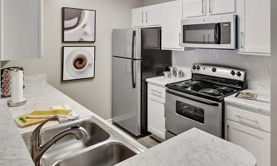 Kitchen, Lakeview at Cottage Hill, 0