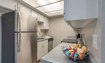 Kitchen, Laurel Heights Apartments, 2