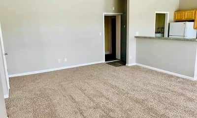 Living Room, Stonegate Apartments, 1