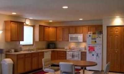 Kitchen, West Lake Townhomes, 2