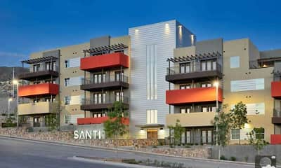 Building, Santi Dwellings At Montecillo, 0