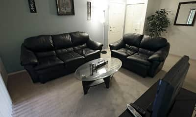 Living Room, Sugar Bush Apartments, 2