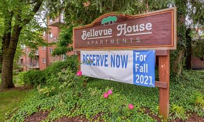 Community Signage, Bellevue House, 2