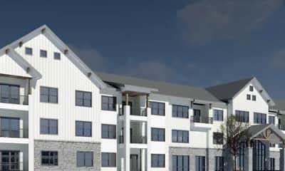 Building, Fidelis Cypresswood Apartments, 0
