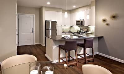 Kitchen, Avalon Quincy, 1