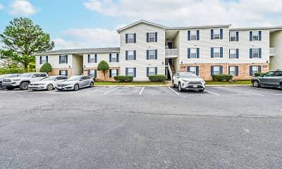 Building, Aria Apartment Homes, 1