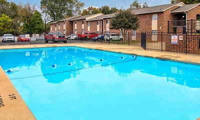 Pool, Villas at the Vineyard, 0