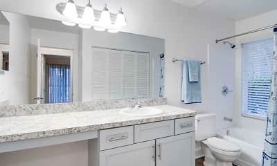 Bathroom, 2200 Big Creek, 2