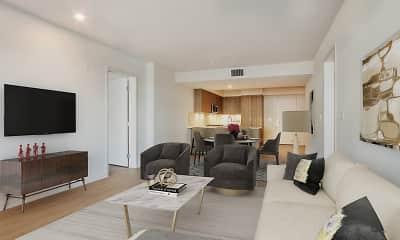 Living Room, Zen Hollywood, 1
