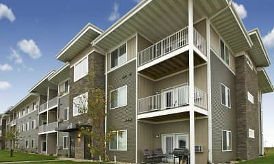 Building, Timber Creek Apartments, 0