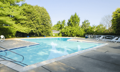 Pool, Willowbrook Apartments Boothwyn, 1