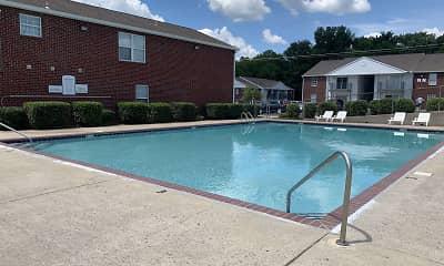 Pool, Laurel Wood, 2