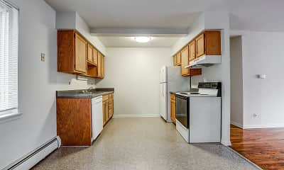 Kitchen, Redstone Gardens, 0