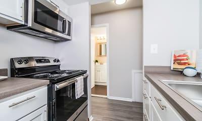 Kitchen, Berkshire Hills, 1