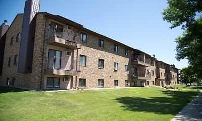 Building, Kirkwood Manor Apartments, 0