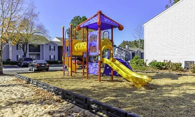 Playground, Place at Midway, 1