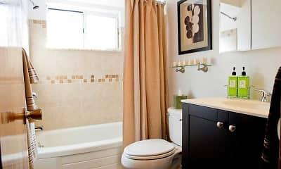 Bathroom, Golden Gate Gardens, 2
