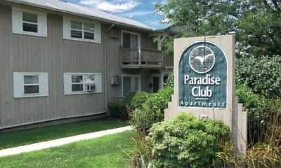 Building, Paradise Club, 0