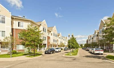 Building, Hearthstone Apartments And Townhomes, 2