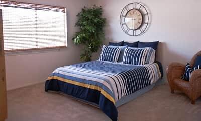 Bedroom, Springwood Park, 0
