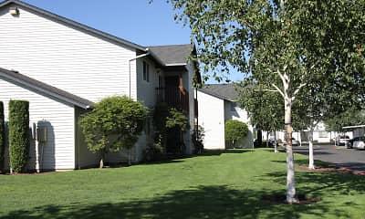 Building, Oak Park Village Apartments, 1
