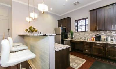Kitchen, The Townes at Mill Run, 2
