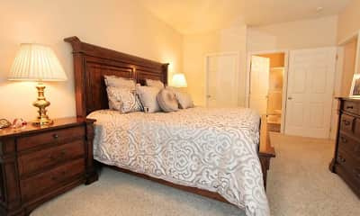 Bedroom, Freedom Crossing Apartments, 2