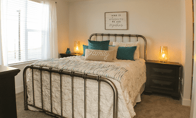 Bedroom, Seasons at Southpoint, 2