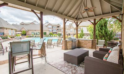 Patio / Deck, The Crossing At McDonough, 1