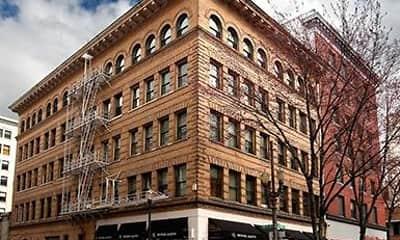 Building, Eaton Building, 0