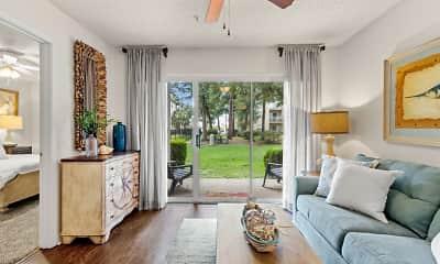 Living Room, Arium Emerald Isle, 1
