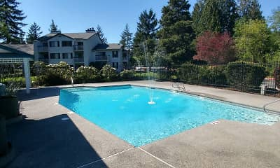 Pool, Weatherstone Apartments, 1