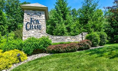 Community Signage, Fox Chase Luxury Apartments, 2
