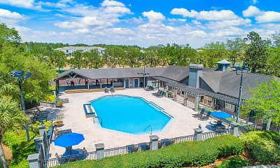 Pool, The Paddock Club Mandarin, 0