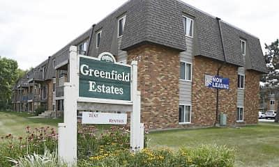 Community Signage, Greenfield Estates, 2