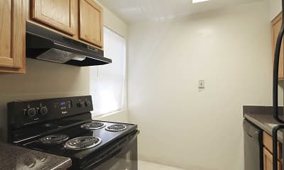 Kitchen, Eagles Crossing, 1