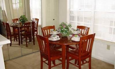 Dining Room, Summit At Roanoke, 2
