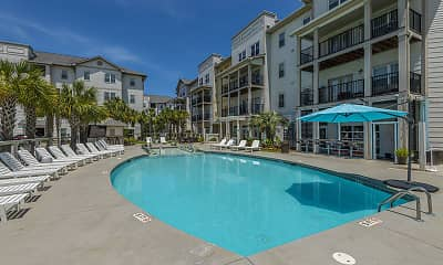 Pool, Channel Family of Apartment Homes, 0