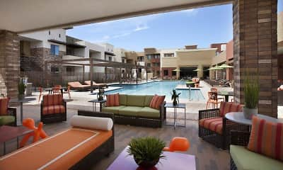 Pool, Vive Apartments, 0
