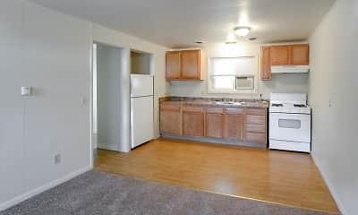 Kitchen, Chesapeake Pointe Townhomes, 1