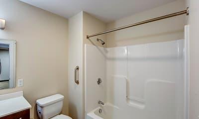 Bathroom, Chelmsford Woods Residences, 2