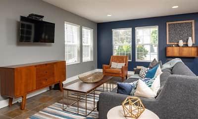 Living Room, Lancaster Commons, 0