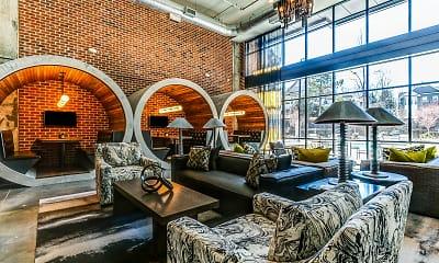 Living Room, 915 Glenwood, 1