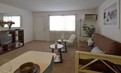 Living Room, Pantano Crossing, 1