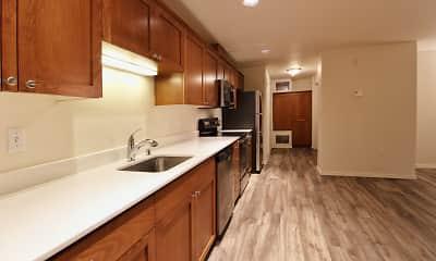 Kitchen, Elliott Bayview, 1