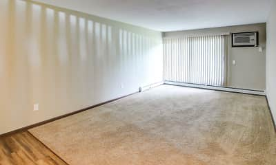 Living Room, Birch Park Apartments, 1