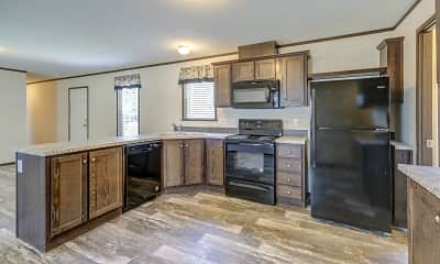 Kitchen, Southcrest Estates, 0