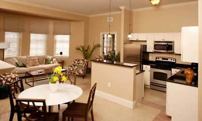 Kitchen, Chestnut Green Apartments, 0